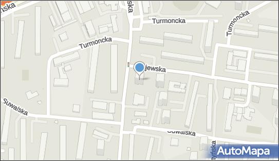 Taksówka Osobowa, ul. Łabiszyńska 18, Warszawa 03-397 - Przedsiębiorstwo, Firma, NIP: 5251128036