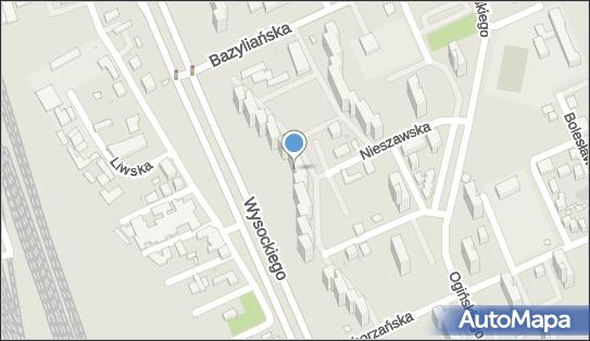 Taksówka Osobowa, ul. Piotra Wysockiego 18, Warszawa 03-371 - Przedsiębiorstwo, Firma, NIP: 5241073345