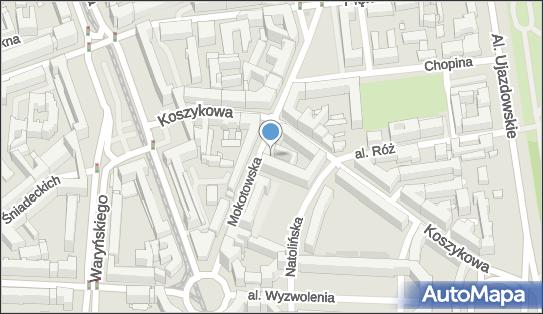 Taksówka Osobowa, Mokotowska 24, Warszawa 00-561 - Przedsiębiorstwo, Firma, NIP: 5261727198