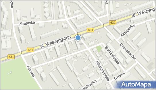 Taksówka Osobowa, ul. Jerzego Waszyngtona 102, Warszawa 04-015 - Przedsiębiorstwo, Firma, NIP: 1130535875