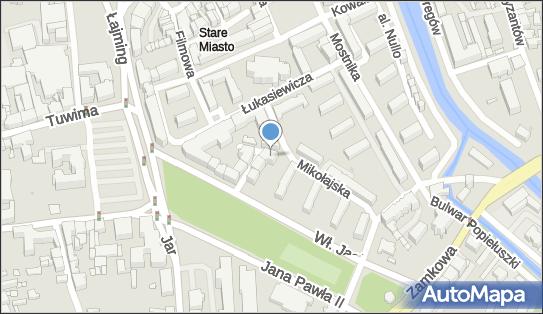 Taxi Osobowa, Teatralna 4, Słupsk 76-200 - Przedsiębiorstwo, Firma, NIP: 8391107113