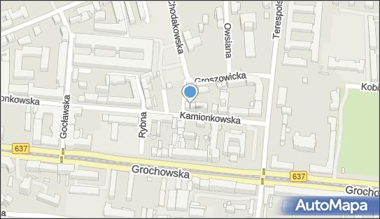 Taxi Osobowe, Kamionkowska 39, Warszawa 03-812 - Przedsiębiorstwo, Firma, NIP: 1130167733