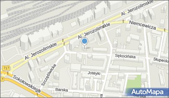 Taxi Osobowe, Sękocińska 20, Warszawa 02-313 - Przedsiębiorstwo, Firma, NIP: 5261605762
