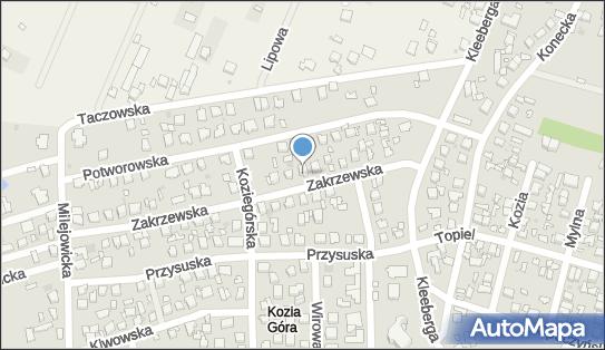 Taxi Osobowe, ul. Zakrzewska 14, Radom 26-600 - Przedsiębiorstwo, Firma, numer telefonu, NIP: 9481053999