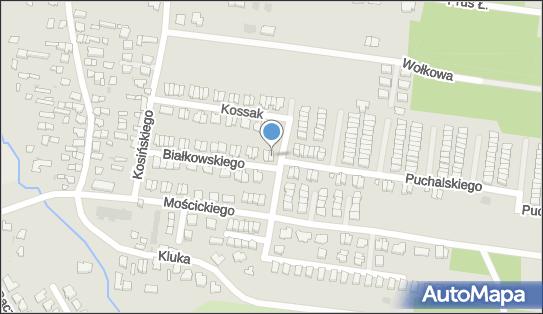Taxi Osobowe, ul. Karola Białkowskiego 31, Białystok 15-197 - Przedsiębiorstwo, Firma, NIP: 9660637323