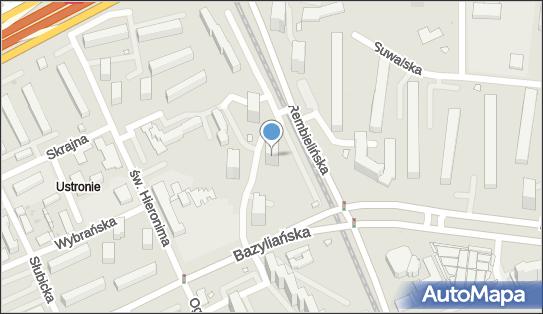TAXI, Rembielińska 23, Warszawa 03-362 - Przedsiębiorstwo, Firma, NIP: 1130148210