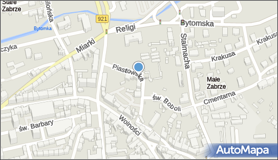 TAXI, Piastowska 10B, Zabrze 41-800 - Przedsiębiorstwo, Firma, NIP: 6481142891