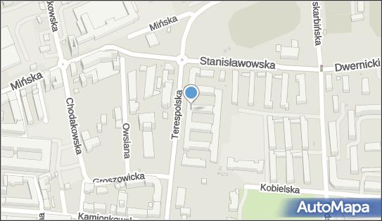 Testvisor, ul. Terespolska 4, Warszawa 03-822 - Przedsiębiorstwo, Firma, numer telefonu, NIP: 5272630887