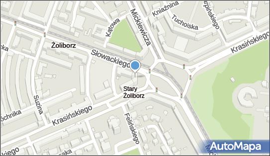 TILT, ul. Juliusza Słowackiego N/N, Warszawa 01-592 - Przedsiębiorstwo, Firma, NIP: 5251115996