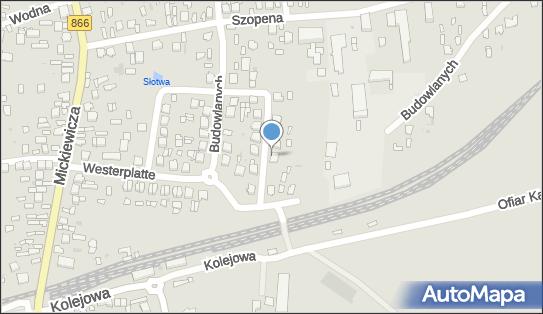 Tomasz Strykowski, Kasztanowa 4, Lubaczów 37-600 - Przedsiębiorstwo, Firma, NIP: 9211303765