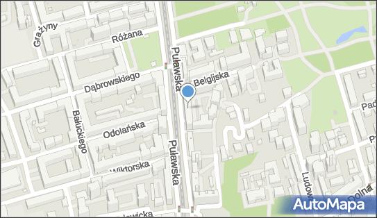 Towarzystwo Gastronomiczne Bis, ul. Puławska 67, Warszawa 02-595 - Przedsiębiorstwo, Firma, numer telefonu, NIP: 9512106628
