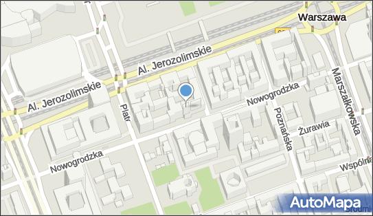 Trado, ul. Nowogrodzka 50, Warszawa 00-695 - Przedsiębiorstwo, Firma, numer telefonu, NIP: 1070008295