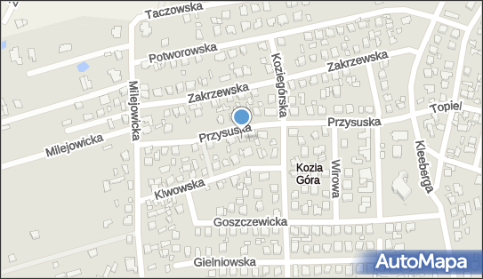 Transport Prywatny, ul. Przysuska 17, Radom 26-600 - Przedsiębiorstwo, Firma, numer telefonu, NIP: 7961143431