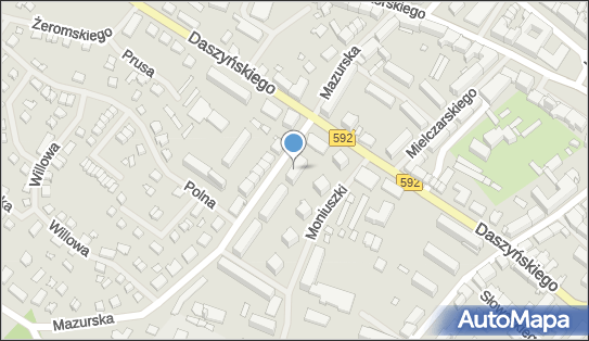 Transport Usługowy, Mazurska 9, Kętrzyn 11-400 - Przedsiębiorstwo, Firma, NIP: 7421364890