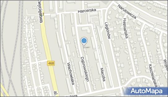 Traper Centrum Przygody, ul. gen. Jarosława Dąbrowskiego 17 81-417 - Przedsiębiorstwo, Firma, NIP: 5861086135