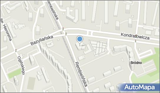 U Rekina, ul. Ludwika Kondratowicza N/N, Warszawa 03-242 - Przedsiębiorstwo, Firma, NIP: 5242348778