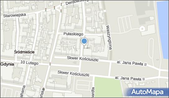 UBT, ul. Stefana Żeromskiego 47, Gdynia 81-349 - Przedsiębiorstwo, Firma, numer telefonu, NIP: 5862277759