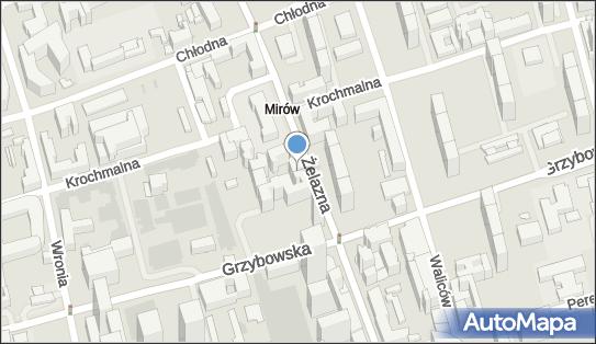 UBX, Żelazna 67, Warszawa 00-871 - Przedsiębiorstwo, Firma, numer telefonu, NIP: 7251672901