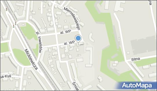 Upside, Aleja Wojska Polskiego 3, Warszawa 01-524 - Przedsiębiorstwo, Firma, numer telefonu, NIP: 7010236104
