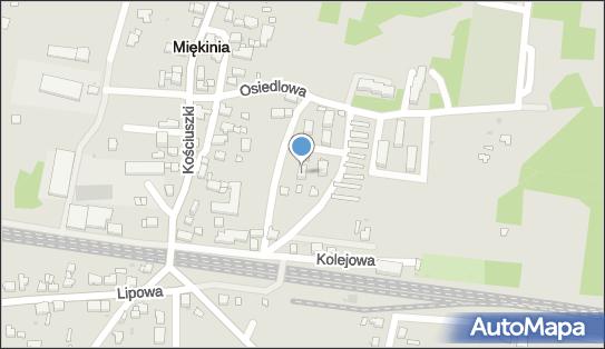Usługi Budowlane Sznerch Kazimierz, ul. Osiedlowa 7 55-025 - Przedsiębiorstwo, Firma, NIP: 9131118899
