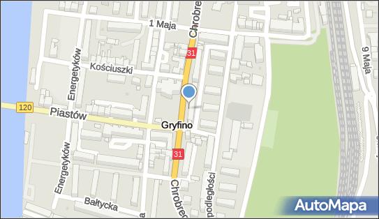 8581551555 Nip Usługi I Handel Darek Dariusz Błaszczyk Na Mapach
