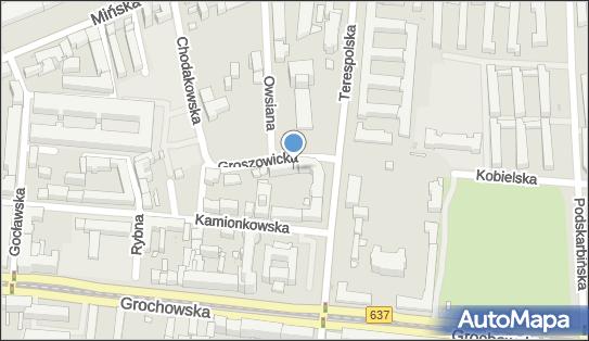 Usługi Lekarskie, Groszowicka 5, Warszawa 03-814 - Przedsiębiorstwo, Firma, NIP: 1131053279