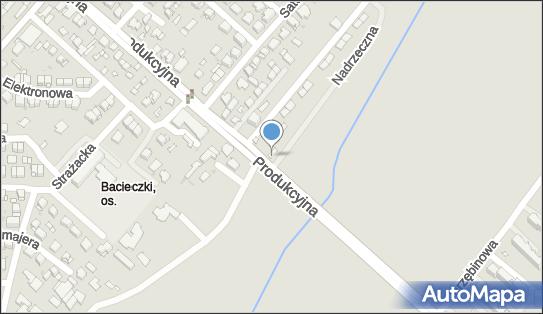 Usługi Motoryzacyjne Handel Obwoźny, Produkcyjna 4, Białystok 15-680 - Przedsiębiorstwo, Firma, NIP: 5422468633