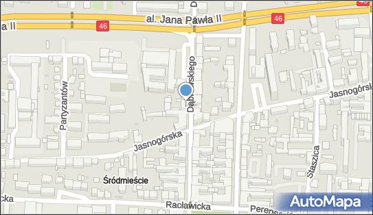 Usługi Parkingowe Walentyna Olejnik, Dąbrowskiego 21, Częstochowa 42-202 - Przedsiębiorstwo, Firma, NIP: 5741077688