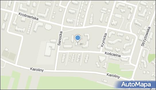 Usługi Remontowo Budowlane, Kościelna 4, Rzeszów 35-505 - Przedsiębiorstwo, Firma, NIP: 7921055867