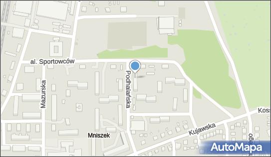 Usługi Transportowe, Podhalańska 1, Grudziądz 86-300 - Przedsiębiorstwo, Firma, NIP: 8761284363