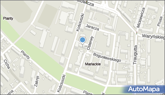 Usługi Transportowe, ul. Juliusza Osterwy 6, Radom 26-600 - Przedsiębiorstwo, Firma, NIP: 9481167970