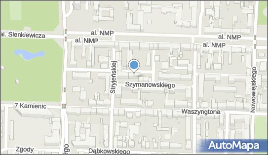 Usługi Transportowe, ul. Szymanowskiego 20, Częstochowa 42-200 - Przedsiębiorstwo, Firma, NIP: 9490004687