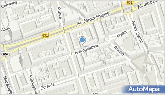 Usługi Transportowo Bagażowe, Nowogrodzka 6A, Warszawa 00-513 - Przedsiębiorstwo, Firma, NIP: 5261336345