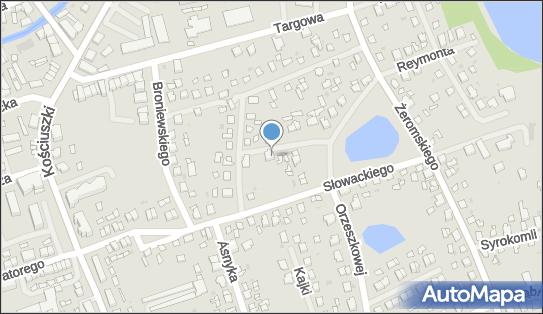 Usługowo Handlowe, ul. Orzeszkowej 8A, Olecko 19-400 - Przedsiębiorstwo, Firma, NIP: 8471267729