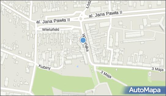 VDV Adam Kierach, Wieluńska 9, Częstochowa 42-217 - Przedsiębiorstwo, Firma, NIP: 5732597098