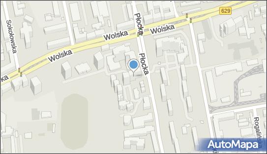 VIPU, Płocka 15, Warszawa 01-231 - Przedsiębiorstwo, Firma, NIP: 5271371308