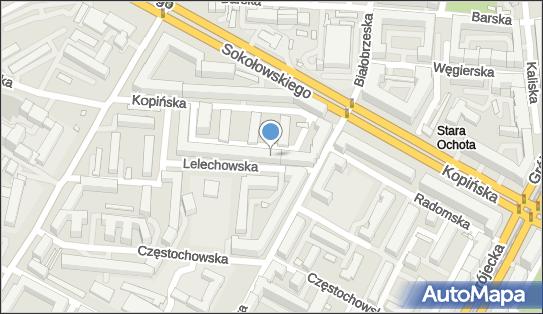 Wargoś, Lelechowska 6/8, Warszawa 02-351 - Przedsiębiorstwo, Firma, NIP: 5262471861