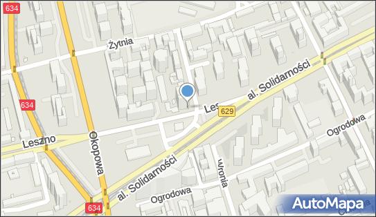 Warsaw Commercial Park Sp. z o.o., Leszno 8, Warszawa 01-192 - Przedsiębiorstwo, Firma, godziny otwarcia, numer telefonu