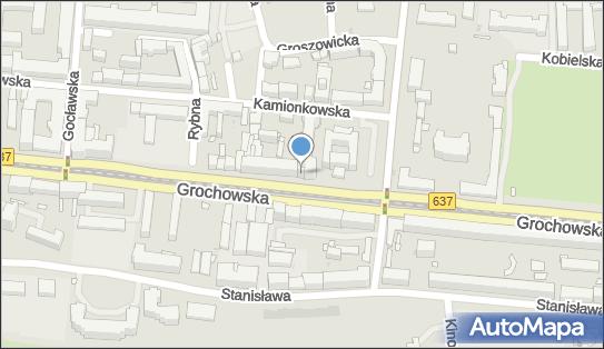 WARTA Grażyna Smolińska, Grochowska 278, Warszawa 03-841 - Przedsiębiorstwo, Firma, godziny otwarcia, numer telefonu