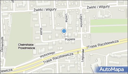 Wiesław Wnuczyński - Działalność Gospodarcza, Toruń 87-100 - Przedsiębiorstwo, Firma, NIP: 9561613526
