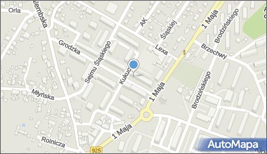 Wiking Taxi, Grodzka 2C, Ruda Śląska 41-706 - Przedsiębiorstwo, Firma, NIP: 6411910534