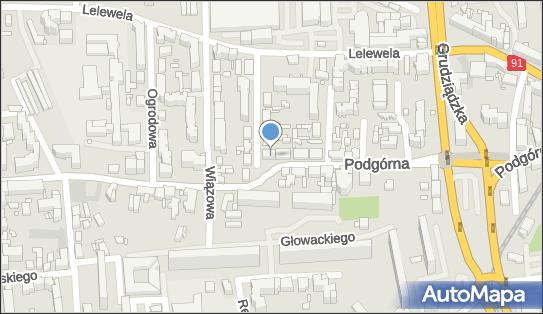 Wilczewski Łukasz A Inteli Club, Podgórna 59, Toruń 87-100 - Przedsiębiorstwo, Firma, NIP: 9562130155