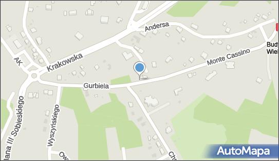 Wojewódzka Stacja Pogotowia Ratunkowego, Monte Cassino 1, Przemyśl 37-700 - Przedsiębiorstwo, Firma, NIP: 7952071695