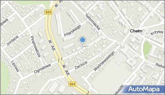 5632319827, Wspólnota Mieszkaniowa przy ul.Ogrodowej 8 w Chełmie