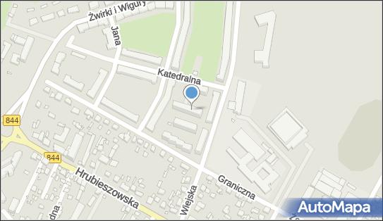 Wspólnota Mieszkaniowa ul.Katedralna 3A, ul. Katedralna 3A, Chełm 22-100 - Przedsiębiorstwo, Firma, numer telefonu, NIP: 5632327270