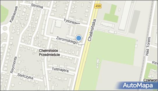 Zaaps Michał Redmerski, ul. Żeromskiego 1, Grudziądz 86-300 - Przedsiębiorstwo, Firma, NIP: 8762356685