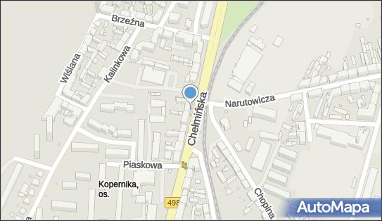 Zakład Elektromechaniczny, Chełmińska 50, Grudziądz 86-300 - Przedsiębiorstwo, Firma, NIP: 8761031395