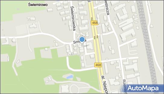 Zakład Pralniczy Biellux, Smolna 1b, Sopot 81-877 - Przedsiębiorstwo, Firma, numer telefonu, NIP: 5850202247