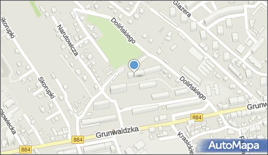 Zakład Sitodruku, Grunwaldzka 52a, Przemyśl 37-700 - Przedsiębiorstwo, Firma, NIP: 7951069325