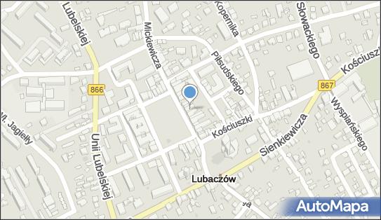 Zakład Zegarmistrzowski, Rynek 8, Lubaczów 37-600 - Przedsiębiorstwo, Firma, NIP: 7931003501